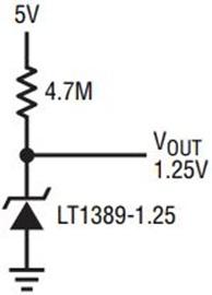 分流基准电压源电路设计