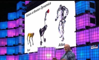 波士顿动力正式推出人工智能机器人,有钱可以买