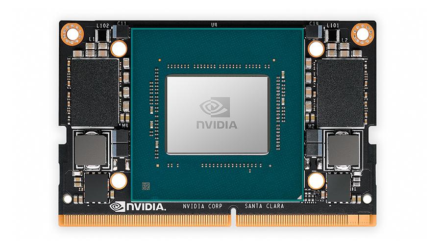 英伟达公布AI超级计算机Jetson Xavier NX,只有笔记本内存大小