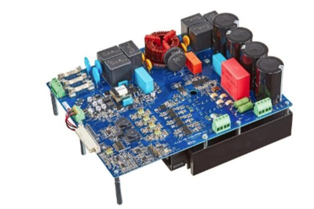 使用英飛凌的評估板評估電機驅動器中的碳化硅到底扮演什么角色?