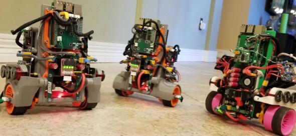 基于树莓派的人工智能机器人Bobble-Bot方案设计