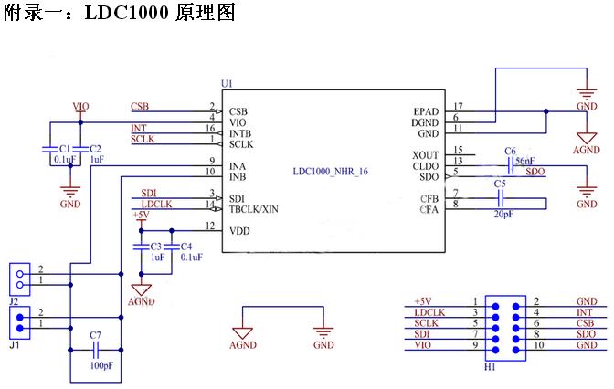 传感技术须知:LDC1000的工作原理与电路原理图