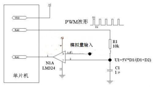 基于單片機的低成本高精度A/D與D/A轉換設計