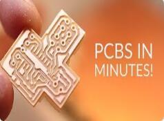 工程師自己打印pcb的神器?就是價格有點貴