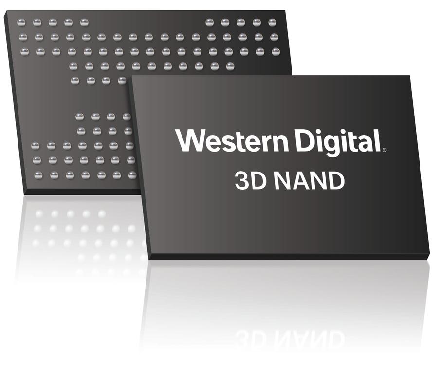 西部数据出货基于业界最大密度颗粒的96层QLC SSD产品