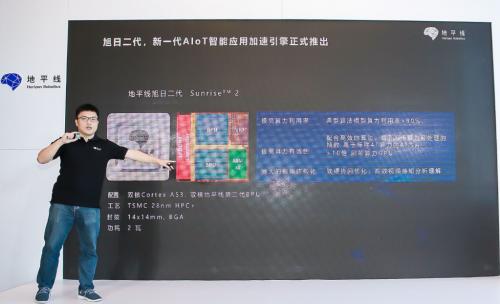 地平线公司联合创始人兼技术副总裁黄畅