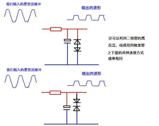 h橋驅動電路二極管的作用