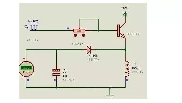電子工程師須知:利用MCU的PWM產生負電壓