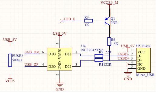实用STM32 USB设备电路设计
