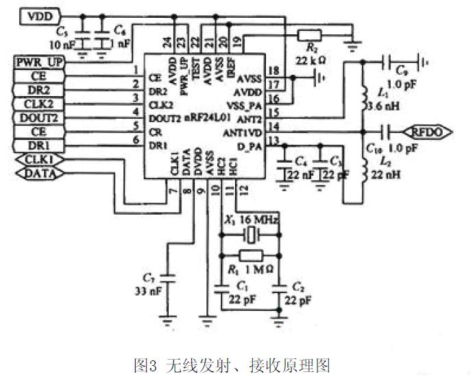 实用无线温湿度测试系统电路设计