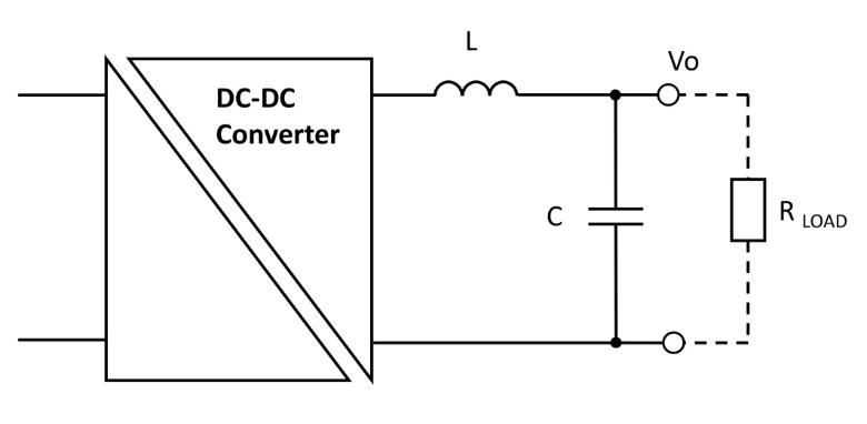 为功率变换器噪声滤波器指定电感