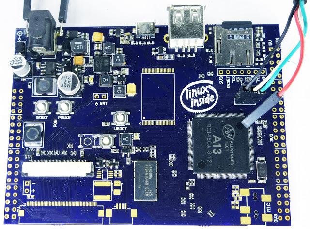 用lcd运行linux的国产ARM板——需求定义