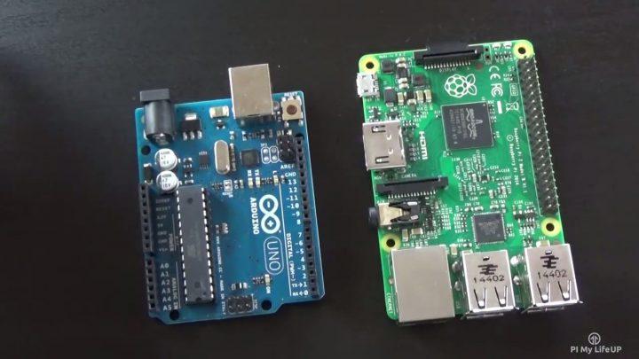 樹莓派與Arduino的十大差異
