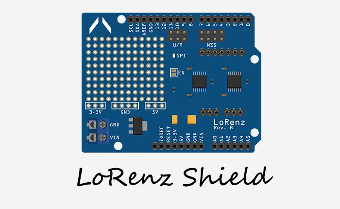 LoRenz開發板評測-基于SX1278模塊與Arduino實現的Lora通信