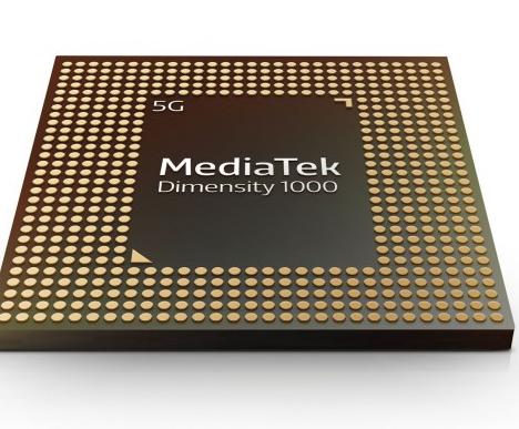 聯發科技宣布推出具有雙5G支持和Wi-Fi 6的5G芯片組Dimensity系列
