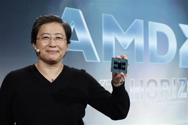 AMD计划用Zen 3架构彻底击败英特尔,大抢CPU市场份额