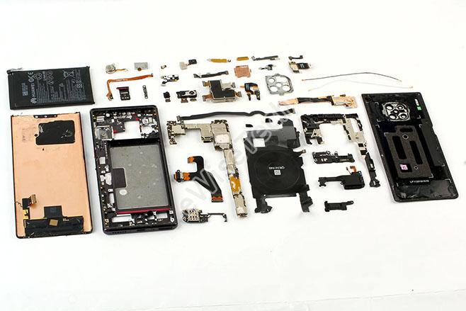 Mate 30 Pro 5G拆解分析:华为251事件后离纯国产器件电路方案的5G手机还要多久?