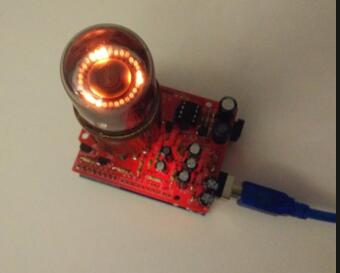 基于esp8266以及arduino的时钟辉度diy